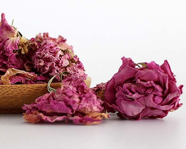 大马士革玫瑰干花